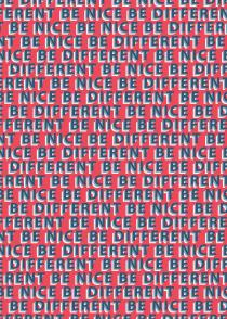 BeDifferentBeNice