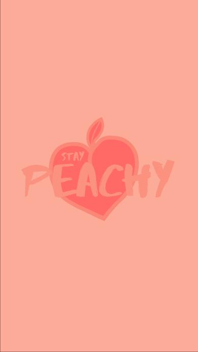 StayPeachy-01